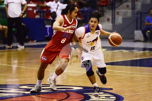 James Martinez catches fire as Go for Gold blasts Batangas for rousing D-League start