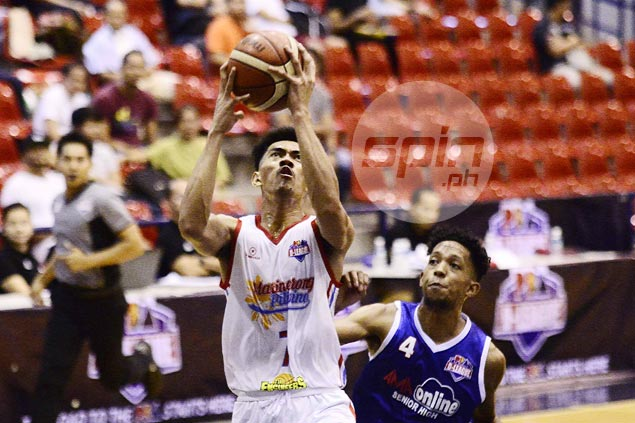 Jorey Napoles anchors attack as Marinerong Pilipino lives up to early hype with rout of AMA