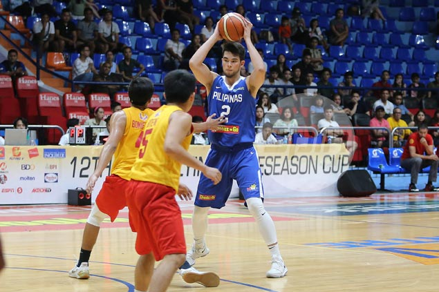 Gilas cadets get timely lift from Bolick, Rike in most impressive Filoil Cup showing yet