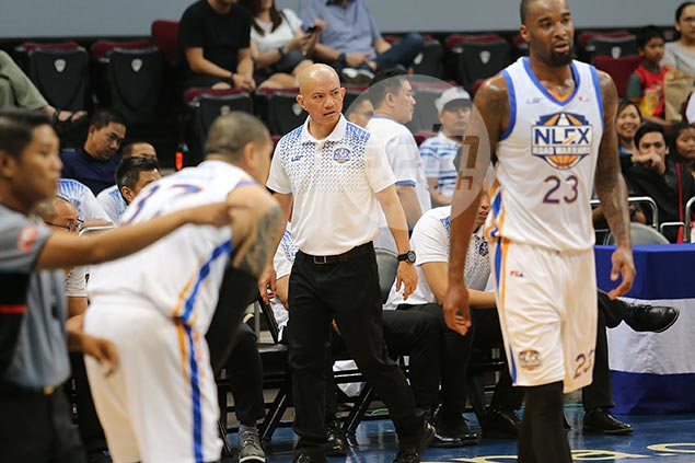 Yeng Guiao urges NLEX to psychologically move on without Kiefer Ravena, Kevin Alas