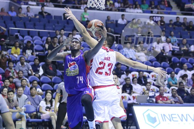 Curtis Kelly plays final game as Justin Jackson set to take over as Magnolia import