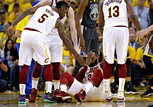 Cavs are 0-2 down and have unfixable flaws, but there's no denying their toughness