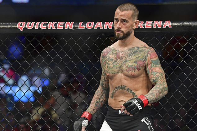 Former WWE champ CM Punk moves from courtroom drama to octagon via UFC 225