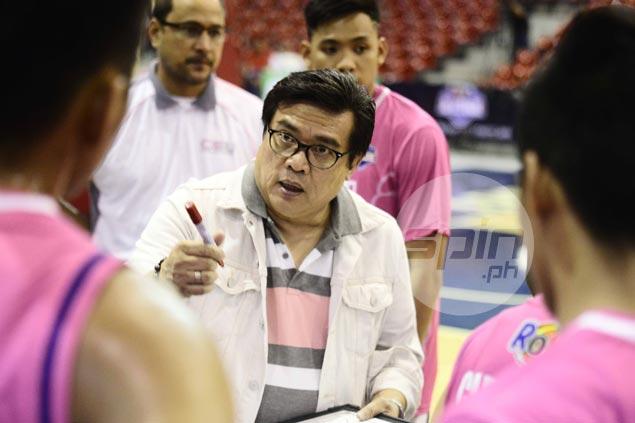 Derrick Pumaren clarifies he's just a 'caretaker' for CEU amid search for Yong Garcia replacement