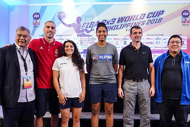 Perlas Pilipinas assembles best 3x3 team possible, but bracketed in 'Group of Death' in World Cup