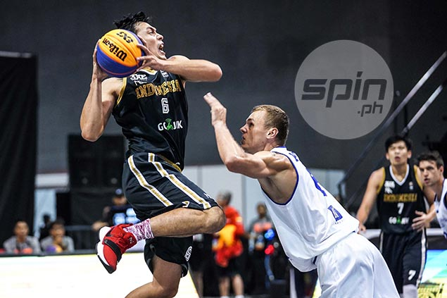 Fil-Indonesian Biboy Enguio vacationing in Cavite, but can't say no to World Cup call-up