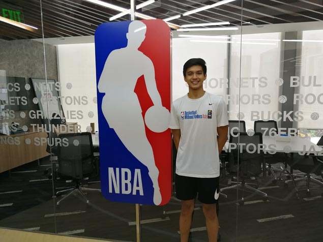 Padrigao says MVP award in BWB camp a confidence boost ahead of Under-17 World Cup