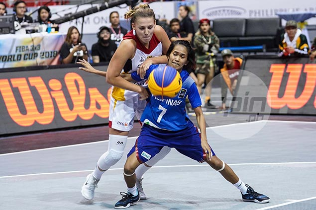 Janine Pontejos gutted over missed PH chance to bring down favorite Germany
