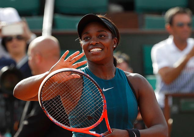 Sloane Stephens sustains resurgence, sets up French Open final vs Simona Halep