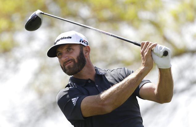 Dustin Johnson moves one-stroke clear in St. Jude Classic with season-best 63