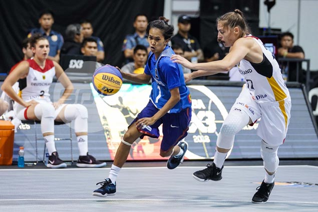 Perlas Pilipinas players debut LeBron Soldier 12 'Agimat' in Fiba 3x3 World Cup