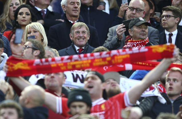 Former Liverpool boss Kenny Dalglish knighted, ex-England striker Jermain Defoe awarded OBE