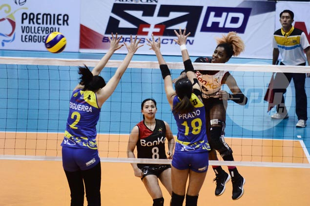 BanKo Perlas starts PVL second round robin with rout of Tacloban