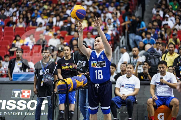 Bong Go says forthcoming MPBL stint meant to help in promotion of basketball