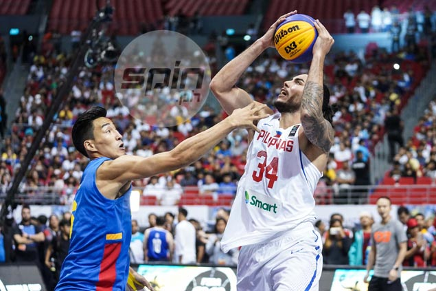 Mongolia bursts PH team bubble with pinpoint shooting in Fiba 3x3 World Cup