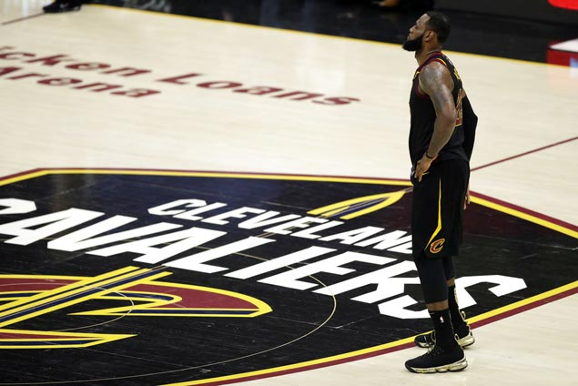 Another suspenseful summer of 'Where will LeBron go next?' is off and running