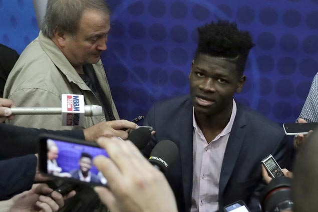 The next Rudy Gobert? With 7-foot-10 wingspan, Mohamed Bamba looks to go high in NBA draft