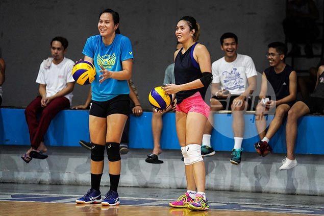 Aby Marano named captain as national team begins Asiad buildup in PSL Invitationals