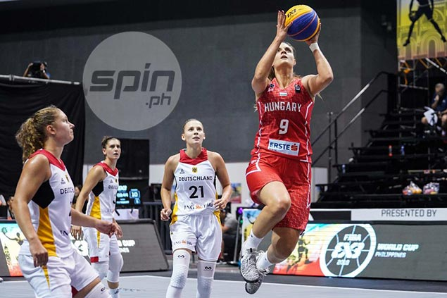 Perlas ballers' gallant stand earns respect of Hungary star Bettina Bozoki
