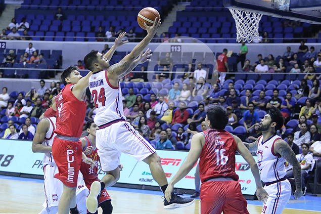 Columbian Dyip gives PBA playoff hopes a timely boost as Phoenix runs out of gas