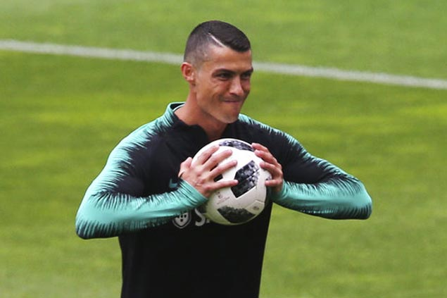 With Cristiano Ronaldo well-rested, Portugal looks to start strong in Russia