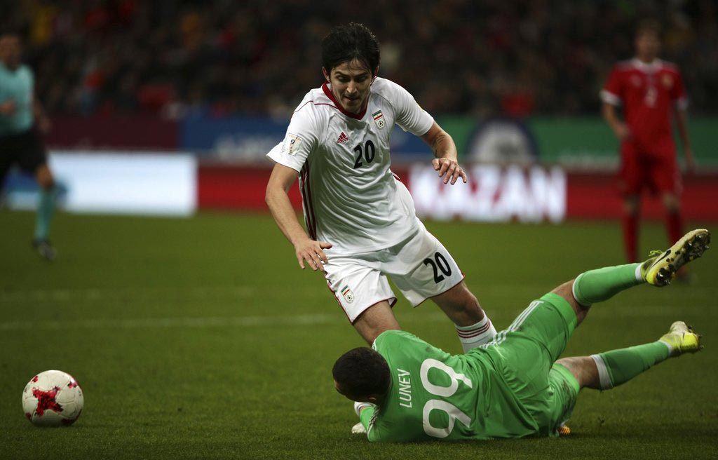 Near-flawless in World Cup qualifying, Iran hopes to carry over form onto big stage