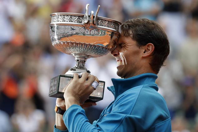 Rafael Nadal claims record-extending 11th French Open title