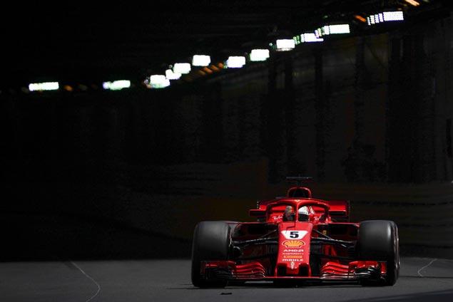 Ferrari's Sebastian Vettel cruises to victory in Canadian GP cut short by checkered flag gaffe