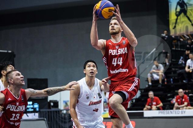 Poland advances to 3x3 knockout phase on tiebreak