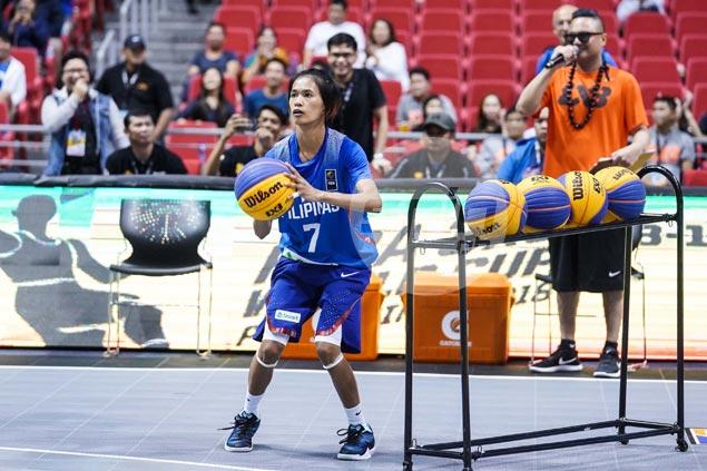 Perlas sharp-shooter Janine Pontejos earns shot at Fiba 3x3 World Cup shootout title