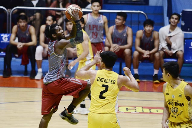Second-half rally sparks Lyceum Pirates to victory over UST Tigers