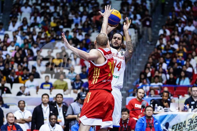 Standhardinger left to rue missed PH opportunities against Canada, Mongolia