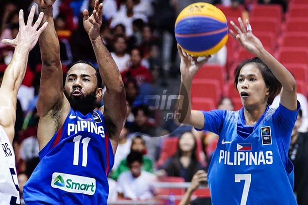 Janine Pontejos, Stanley Pringle among top scorers in group stage of Fiba 3x3 World Cup