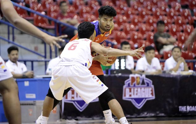 Gab Banal faces old team as Go for Gold clashes with Marinerong Pilipino