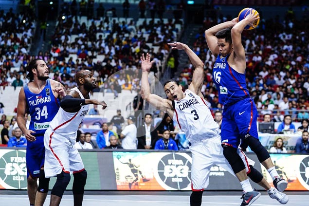 RR Pogoy motivated than ever to work on game after kind words from NCAA legend Sir