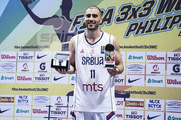 Dusan Bulut believes 'outsourcing' five-a-side players for 3x3 game just won't cut it