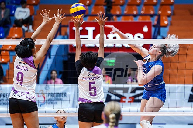 Pocari Sweat moves closer to semifinals with rout of Tacloban