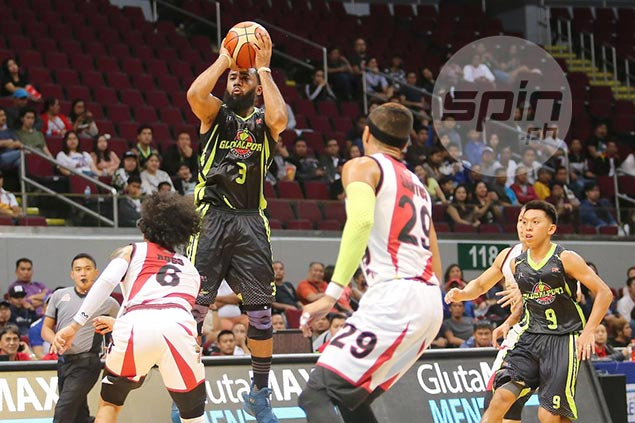 For leading Globalport past heavy favorite SMB, Stanley Pringle earns PBA Player of the Week honors