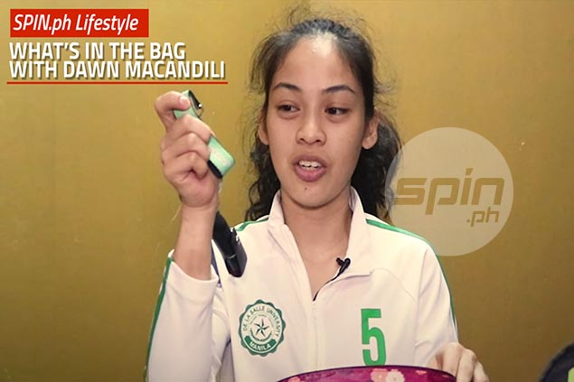 Dawn Macandili always has a self-defense tool in her bag. Find out what it is