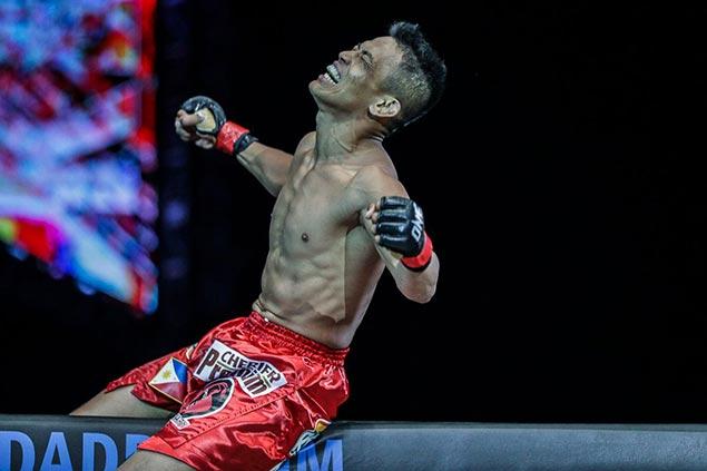 Like 21-second KO win, Edward Kelly seeks quick rise to ranks in ONE fight vs Jadambaa