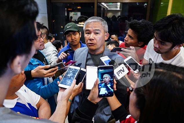 Gilas won't have the benefit of daily practices until it arrives in Taipei for qualifier