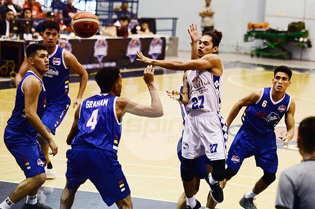Che'Lu makes it back-to-back in D-League with rout of AMA Online