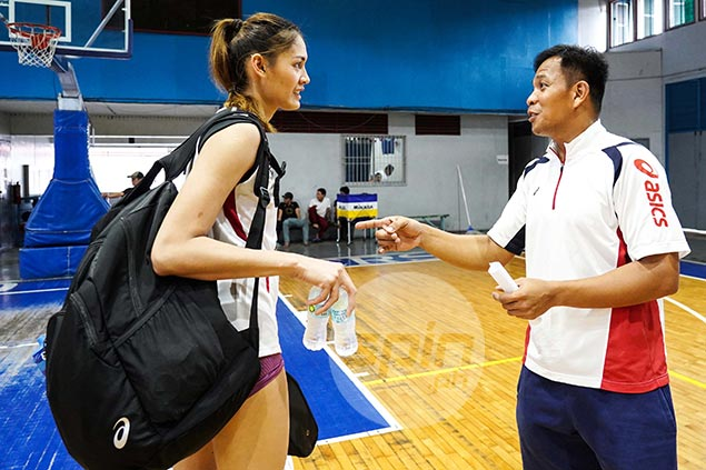 Alyssa Valdez, Aby Marano, Jaja Santiago banner PH volleyball team for Asian Games