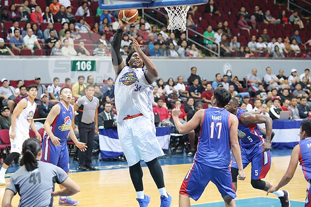 Joshua Smith eager to bounce back as TNT import braces for rematch vs Finals tormentor SMB