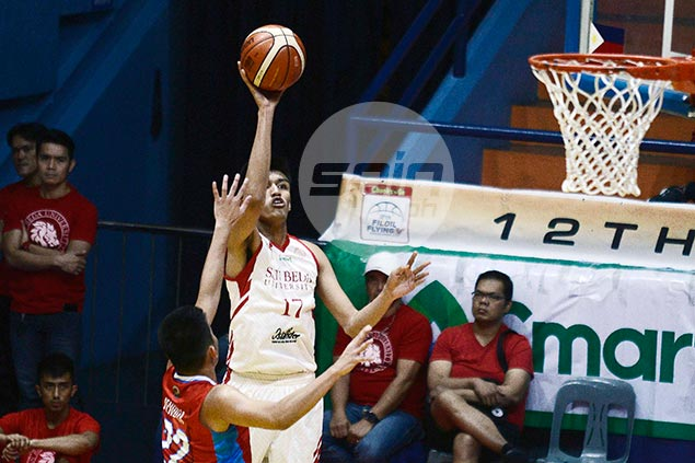 San Beda dominates EAC in Filoil Cup to sustain buildup for NCAA title defense