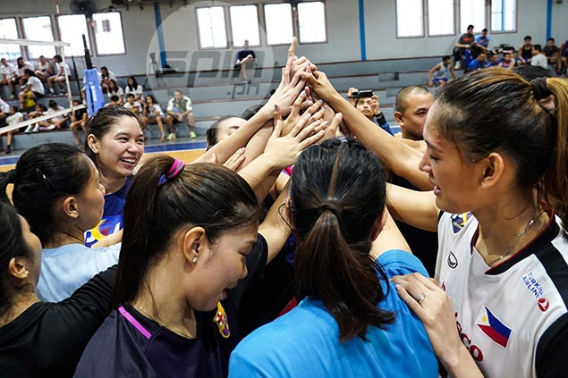 Two PH volleyball teams on standby part of long-term LVPI plan