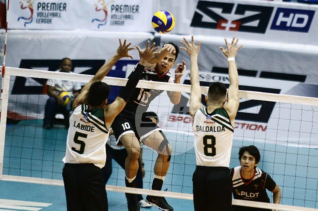 PLDT one win away from PVL semis after straight-sets victory over Army