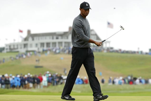 Tiger Woods believes he can win another major before he's done