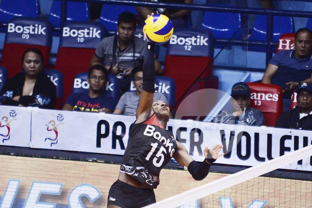 Lakia Bright reminds Banko Perlas to stay grounded as they close in on PVL semis