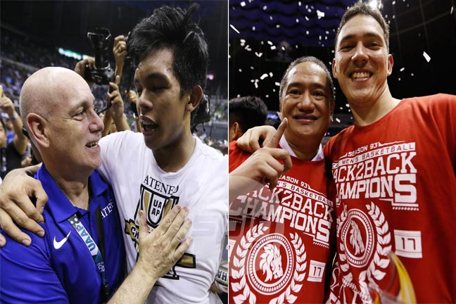 Best of UAAP, NCAA set to be honored in Collegiate Basketball Awards